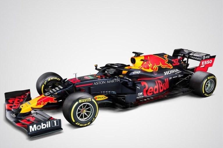 Dit is de nieuwe helm en wagen van Verstappen voor het nieuwe Formule 1-seizoen