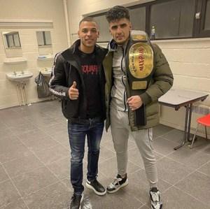 Hafid Abdel kampioen Maxpain Event