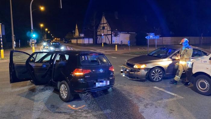 Twee ongevallen in één uur op hetzelfde kruispunt