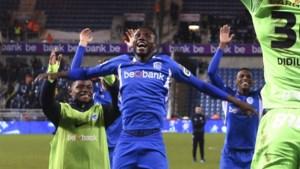KRC Genk-middenvelder Eboue Kouassi out met knieblessure