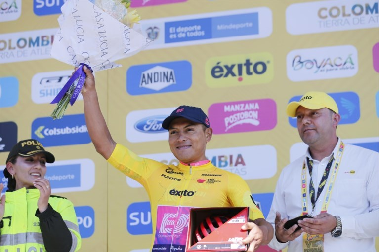 EF Education First blaast iedereen weg in ploegentijdrit Ronde van Colombia, Deceuninck - Quick-Step is tweede