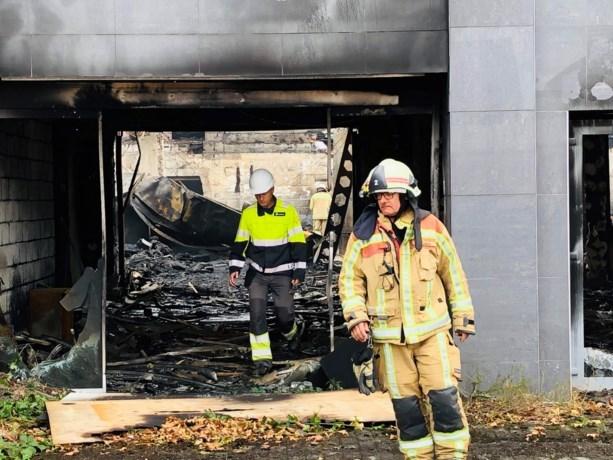 Brand in Beringen: conclusies van de technische evaluatiecommissie