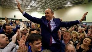 Fianna Fáil wil niet regeren met Sinn Féin in Ierland