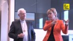 Bisschop bezoekt redacties Het Belang van Limburg en TV Limburg