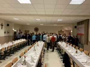 Landelijke Gilde Rotem viert feest met 85 leden