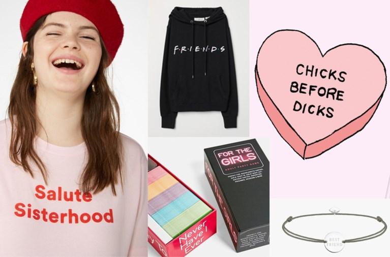 'Happy Galentine's Day' net voor Valentijn, maar wat is dat eigenlijk?