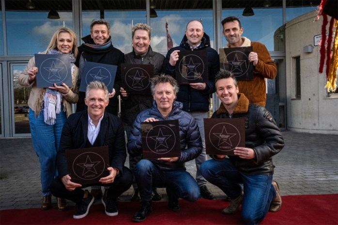 Na mislukte 'Wall of fame'-poging nu wél 'Walk of fame' in Hasselt