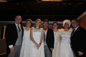 Toneelproductie 'Een fantastisch trouwfeest' wordt een groot succes!