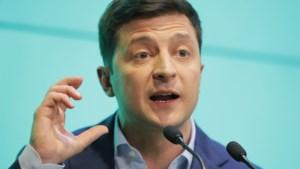 Zelenski telefoneert voor zijn vertrek met Poetin over Oekraïne