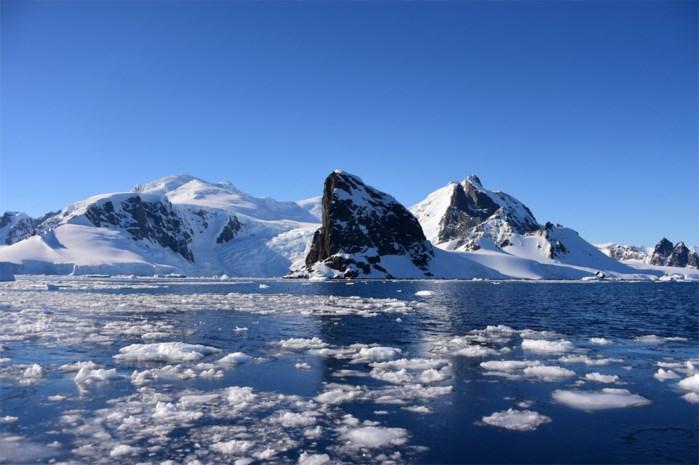 Seymour Island. Foto: AFP