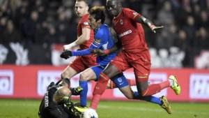 KRC Genk toont twee gezichten en pakt belangrijk punt tegen Antwerp