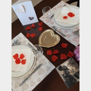 Valentijn in woonzorgcentrum Prinsenhof