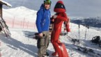 Dit is de snelste skiër van België.