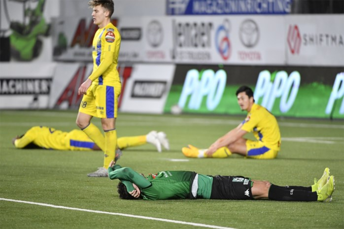 "Onze spelersbeoordeling na STVV - Cercle Brugge: ""Steppe had geen verhaal op vrije trap van Hoggas"""