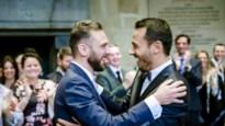 """Christophe en Nick trouwen als eerste holebikoppel in 'Blind getrouwd': """"Ik had maar schrik van één ding..."""""""