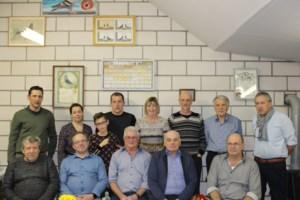 Duivenbond Vrij Vooruit Dilsen viert haar kampioenen