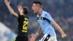 Lazio Roma geeft Romelu Lukaku en Inter Milaan een ferme tik in de titelstrijd