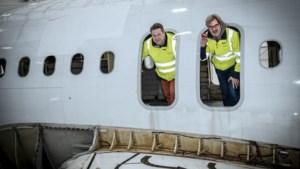 Het vliegtuig als kringwinkel: Limburgers recycleren hele Airbussen
