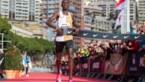 Cheptegei snelt in Monaco naar wereldrecord op de 5 km op de weg