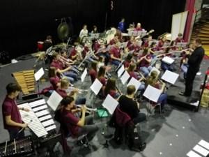 Jeugdharmonie Sint-Martinus Riemst presenteert 14de Valentijnsconcert