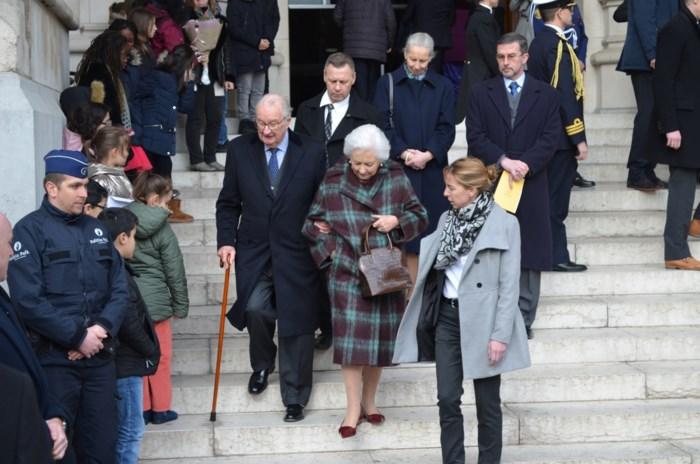 Albert II laat ontspannen indruk tijdens eerste publieke optreden na bekentenis