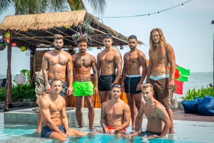 Dit zijn de verleiders van 'Temptation island', ook Lommelse zelfstandige Sam is uit op de lust