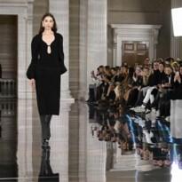 Modeshow van Victoria Beckham was er een met Vlaams tintje
