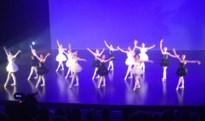 Driemaal vol huis voor balletoptreden