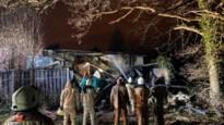 Brand legt illegaal sigarettenfabriekje bloot in Houthalen-Helchteren