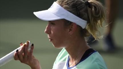 Elise Mertens wint makkelijk haar eerste match in Dubai