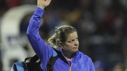 """Onze analist: """"Een hoopvolle nederlaag voor Kim Clijsters"""""""