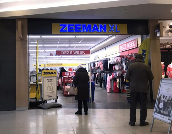 Boeken toe voor Zeeman in Shopping 1 in Genk