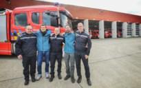 Brandweerkorps organiseert kankerbenefiet nadat vijf collega's ziek worden