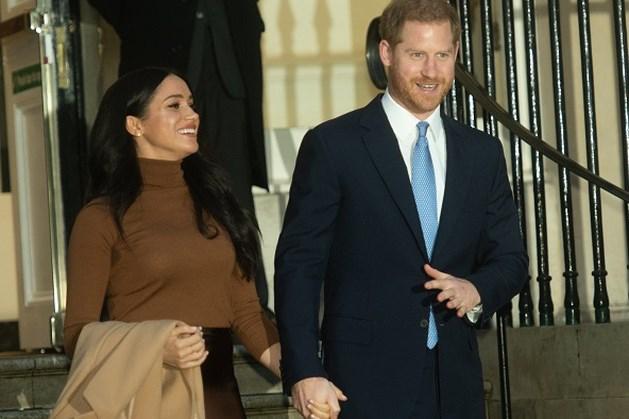Prins Harry en Meghan Markle maken tv-serie met Apple en Oprah Winfrey