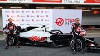 Haas F1 team houdt 'fotomoment' met nieuwe F1-bolide