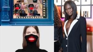 Model weigert accessoires met racistische achtergrond te dragen op de catwalk