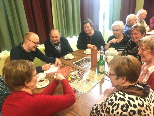 'Iedereen Jeneverbaron' strijkt neer in Membruggen