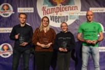 De Zonhovense sportkampioenen 2019 zijn ...