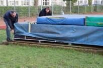 Ratten teisteren woonwijk en atletiekvereniging in Maasmechelen: