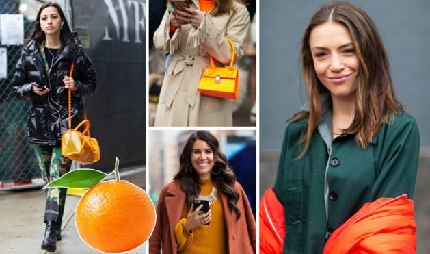 Heet de lente welkom in het oranje van mandarijntjes