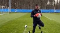 Vukovic traint voor het eerst op gras, Daehli niet tegen Kortrijk