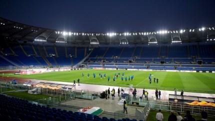 HERBELEEF. Ondanks dominantie verliest AA Gent met 1-0 bij AS Roma