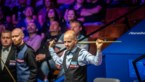 Luca Brecel meteen out op Shoot Out