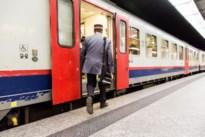Treinconducteur lichtgewond na schermutseling met twee reizigers