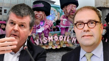 """""""Lach niet met Holocaust"""": Bart Somers wil carnavalisten in Aalst overtuigen"""