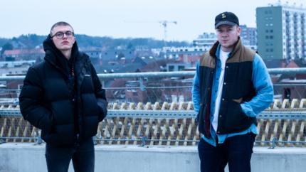 Genks hiphopduo Chaz & Djalu brengt single uit op label van Zwangere Guy
