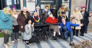 Dienstencentrum en WZC Bormanshof vieren samen carnaval