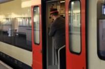 Defecte trein in Bokrijk: reizigers moeten uitstappen