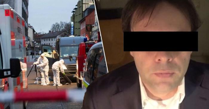 Dit weten we al over Tobias R., de vermoedelijke dader van de schietpartij in Duitsland
