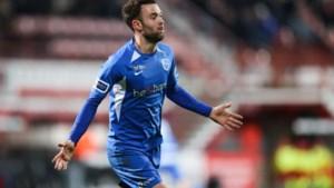 LIVE. Dries Wouters trapt Genk met knappe volley op voorsprong tegen Kortrijk
